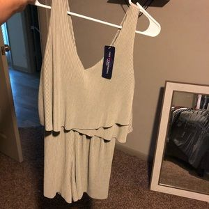 Super cute Romper with tags!